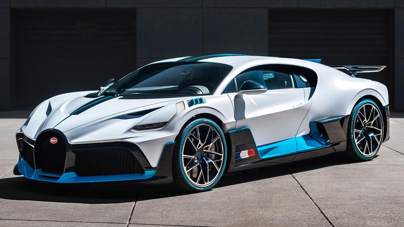Bugatti empezó a entregar los primeros Divo