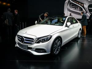 Mercedes-Benz presenta al nuevo Clase C