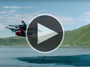 Video: Kitty Hawk Flyer, un anfibio volador