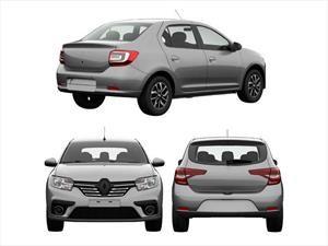 Renault Logan, Sandero y Stepway, se filtra su actualización para Latinoamérica