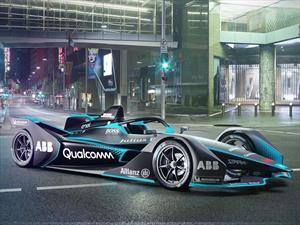 Gen2 es el monoplaza de la Fórmula E para la temporada 2018