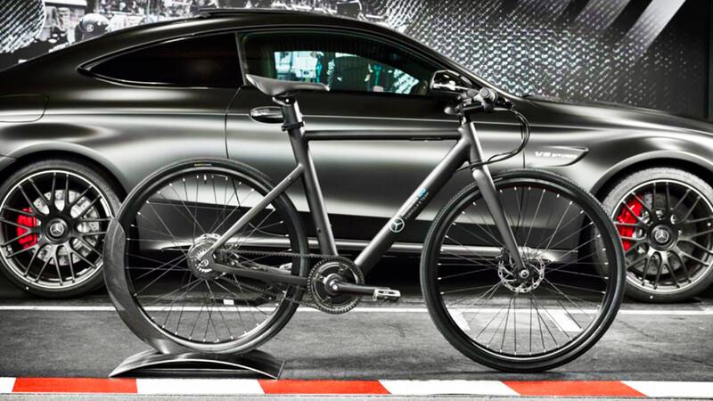 La gama de e-bikes de Mercedes-Benz sigue creciendo
