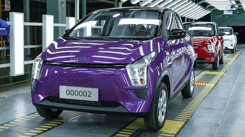 Chery apuesta por autos eléctricos, urbanos y económicos