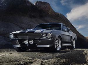 Mustang Eleanor revive en toda su gloria gracias a Fusion Motor Company