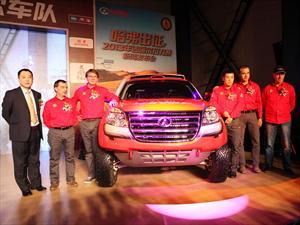 Great Wall Motors presente en Dakar 2013