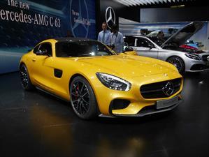 Mercedes-AMG GT 2016, a la caza del 911