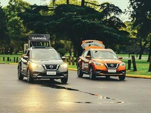 Nissan Kicks, presente en la Maratón de Buenos Aires