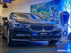 BMW presenta en Chile su gama iPerformance