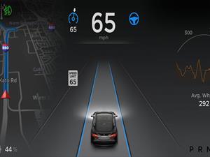 Tesla Autopilot, el sistema que estaciona automáticamente al Model S