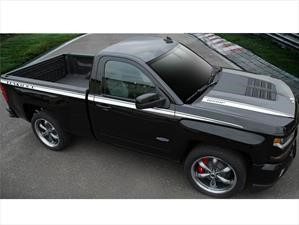 Chevrolet Yenko SC Silverado 2018 estará limitada a 25 unidades