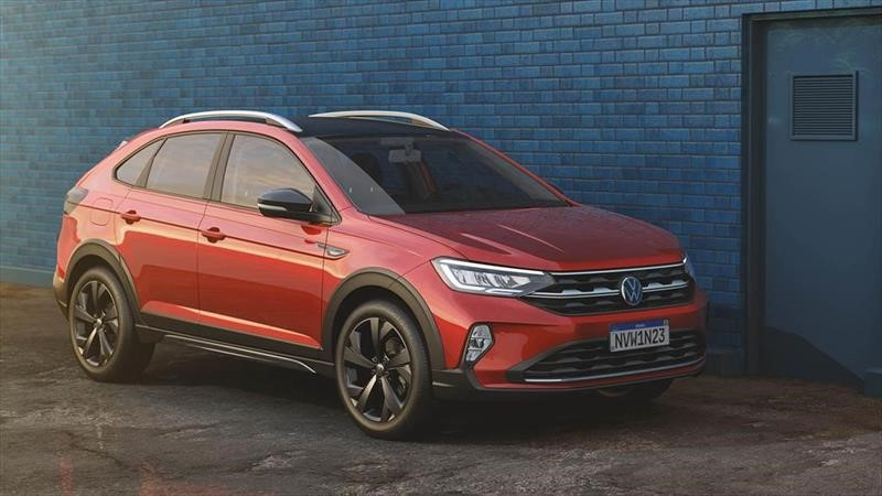 Volkswagen Nivus 2021, el nuevo crossover