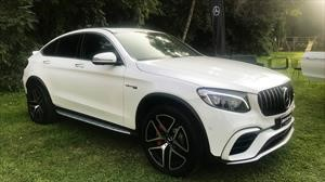 Mercedes-AMG GLC 63 S 4Matic, confort deportivo en Chile