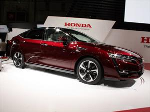 Honda Clarity Fuel Cell, con más poder y autonomía