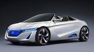 Honda EV-STER Concept se presenta en el Salón de Tokio 2011