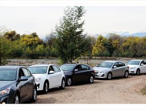Chevrolet Cruze5 Inicia venta en Chile