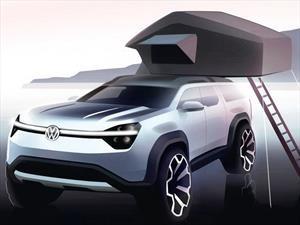 Volkswagen piensa en un rival eléctrico para el Jeep Wrangler