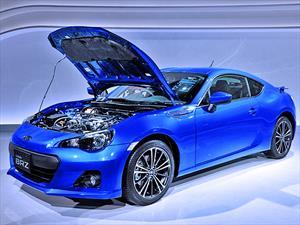 "Subaru BRZ: ""Top Safety Pick (TSP)"" 2014"