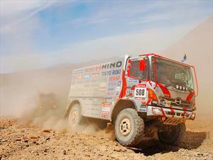 Team Hino: Listo para ganar el Dakar 2015