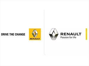 Renault presenta ligeros cambios en su emblema