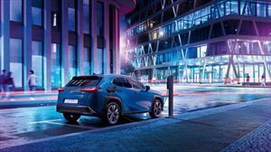 Lexus UX 300e, es el primer modelo 100% eléctrico de la marca