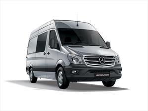 Mercedes-Benz Sprinter Silver Edition se lanza en Argentina