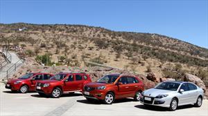 Renault Clio lll llegará a Chile el 2012