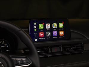 Mazda integra Apple CarPlay y Android Auto en modelos posteriores a 2014