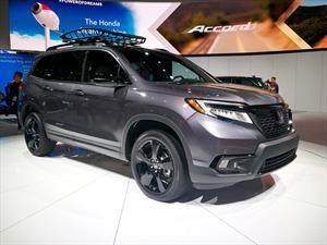 Honda Passport 2019 es otra SUV de los años 90 que resucita