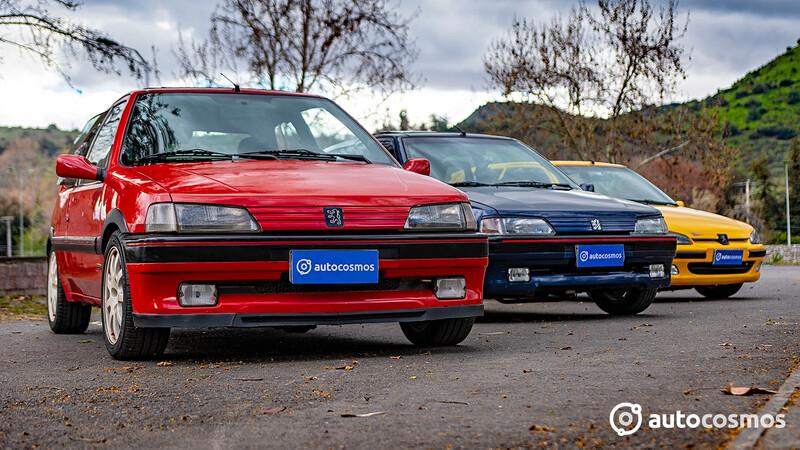 El Peugeot 106 celebra 30 años de vida