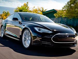 Tesla devela el nuevo Model S P85D, un demonio con 691 Hp.