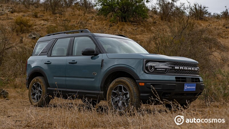 Test drive Ford Bronco Sport: pateando el tablero de los rivales