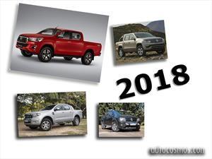 Top 10: Las pick-ups más vendidas de Argentina en 2018