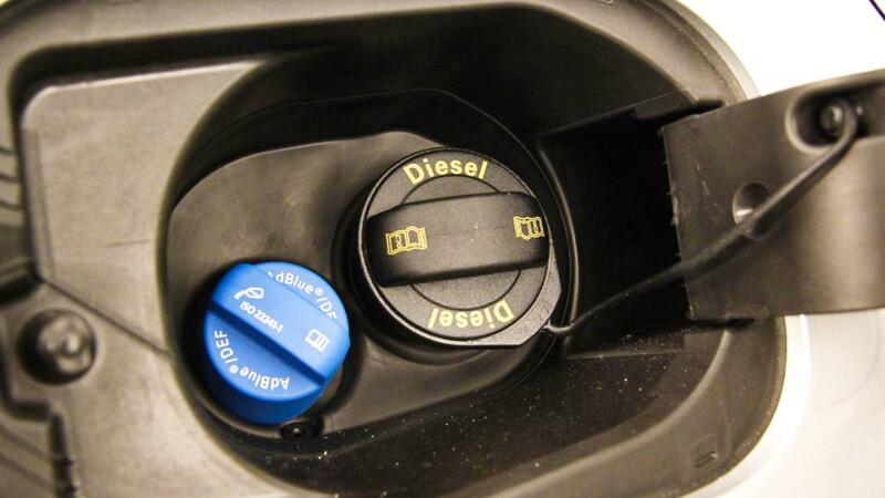 20 modelos diésel que menos consumen