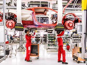 Ferrari empezará a utilizar plataformas modulares en 2017