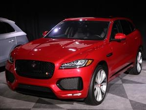 Jaguar F-Pace, elegido como el World Car of the Year 2017