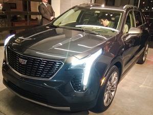 Cadillac XT4, una nueva entrada de gama