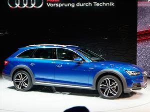 Audi A4 Allroad 2017,  llega la nueva generación