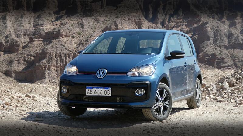 El Volkswagen up! está en sus últimos días de vida