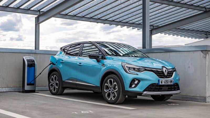 Renault Zandar: primer SUV eléctrico de la marca