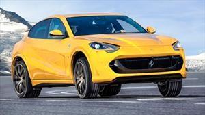 Ferrari Purosangre es la primera camioneta de la firma