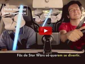 Video: La publicidad brasileña del VW up! promete mucha diversión