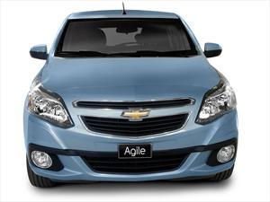 Chevrolet Agile estrena nuevo diseño. Precios y novedades.