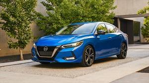 Nissan Sentra 2020 se presenta
