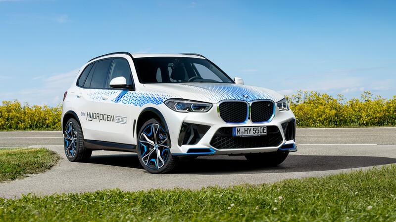 BMW iX5 Hydrogen se puede probar en Munich