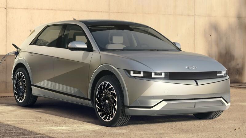 Hyundai IONIQ 5: Revolucionario y eléctrico