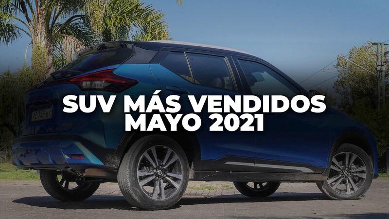 SUV más vendidos en Colombia en mayo de 2021