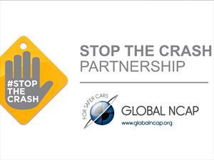 Presentan Stop The Crash México 2016