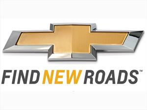 Chevrolet Chile estrena Find New Roads: Su nueva filosofía de marca