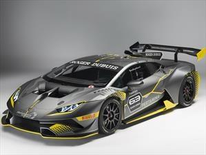 Lamborghini Huracán Super Trofeo EVO: gran mejora aerodinámica