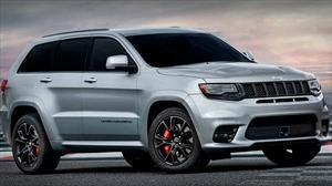 Jeep Grand Cherokee SRT 2020 llega a México para seguir su legado salvaje